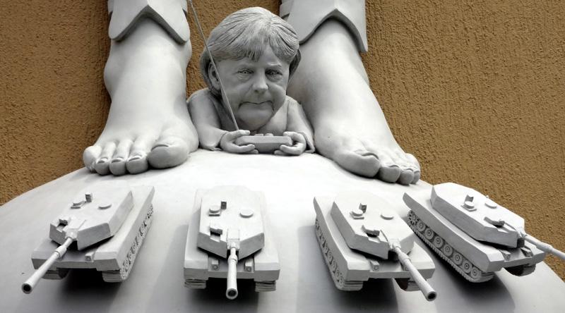 Kommt endlich die Demontage des Teflon Denkmals?