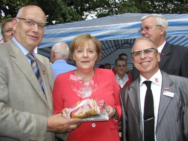 Salamisten erobern Deutschland