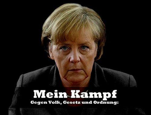 Merkels Schussverkauf