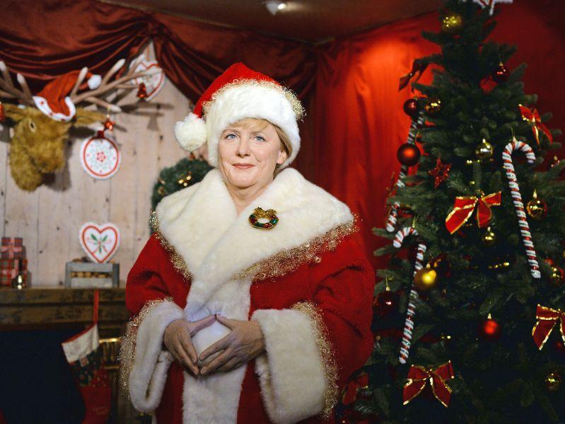 Weihnachtsansprache der Kanzlerin 2017 (die sie so wohl niemals halten wird)